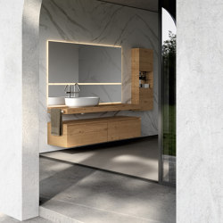 Cubik 15 | Wall cabinets | Ideagroup