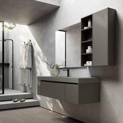 Sense 07 | Wall cabinets | Ideagroup