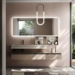 Sense 10 | Bath shelving | Ideagroup