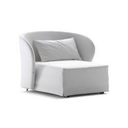 Celine armchair/single bed | Sessel | Flou