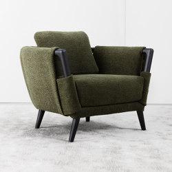 Gaudì armchair | Sessel | Flou