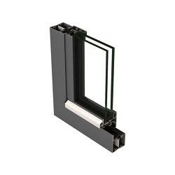 Janisol 1 fire-proof windows | Window types | Jansen