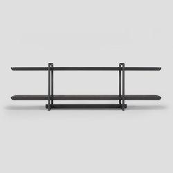 altai two-shelf | Shelving | Skram