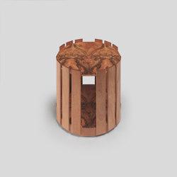 independent stave side table | Side tables | Skram