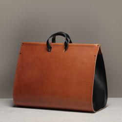 independent este leather satchel | Bags | Skram