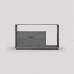 lineground side table/nightstand #1 | Tavolini alti | Skram