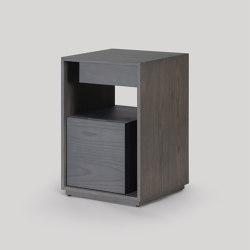 lineground side table/nightstand #2 | Tavolini alti | Skram