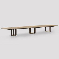 piedmont meeting table | Objekttische | Skram