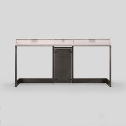 wishbone drawer desk | Bureaux | Skram