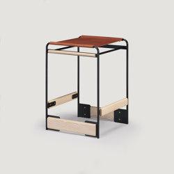 piedmont #2 stool-counter/bar | Hocker | Skram