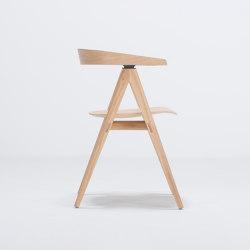 Ava chair   Oak Veneer   Chairs   Gazzda