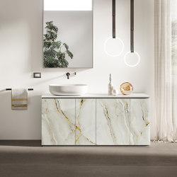 Fusion AL604 | Vanity units | Artelinea