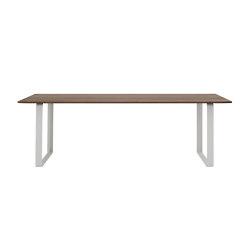 "70/70 Table   225 x 90 cm / 88.5 x 35.5""   Dining tables   Muuto"
