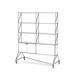 OpenParti #74489 | Shelving | System 180