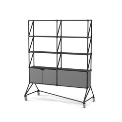 OpenParti #74309 | Shelving | System 180