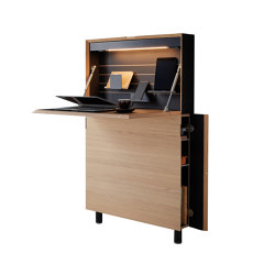 Flatmate oak | Desks | Müller small living