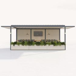 Pavilion O Hub | Outdoor | Gazebos | KETTAL