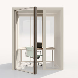Acoustic Pavilions | Meeting Room 2 people | Soundproofing room-in-room systems | KETTAL