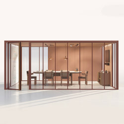 Acoustic Pavilions | Meeting Room 6/8 people | Soundproofing room-in-room systems | KETTAL