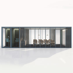 Acoustic Pavilions | Meeting Room special size | Soundproofing room-in-room systems | KETTAL