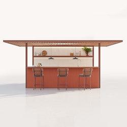 Pavilion O | Support Kitchen | Gazebos | KETTAL