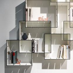 Konnex wall shelf   Shelving   Müller small living