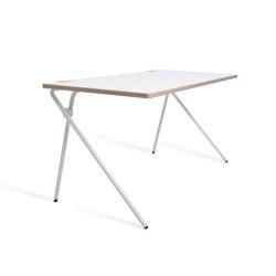 Plato desk | Trestles | Müller small living