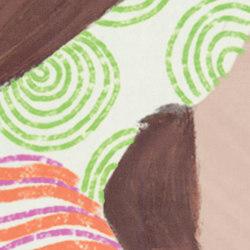 360° | Ndebele | DM 904 01 | Revestimientos de paredes / papeles pintados | Elitis