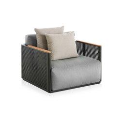Bosc Lounge Chair | Armchairs | GANDIABLASCO