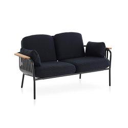 Capa 2-Seat Sofa | Sofas | GANDIABLASCO