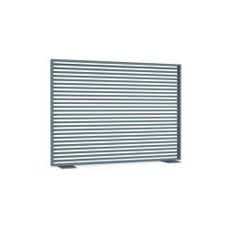 Partition Wall DNA Aluminium | Screening panels | GANDIABLASCO