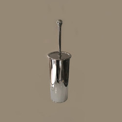 Vienna toilet brush set | Toilet brush holders | Aquadomo