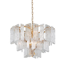Piemonte Chandelier | Chandeliers | Hudson Valley Lighting