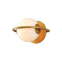 Everley Wall Sconce   Wall lights   Hudson Valley Lighting
