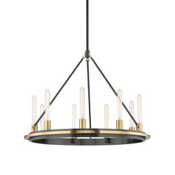 Discus Wall Sconce | Suspended lights | Hudson Valley Lighting