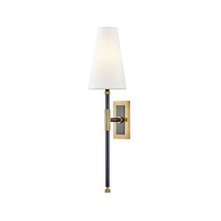 Bowery Wall Sconce   Wall lights   Hudson Valley Lighting