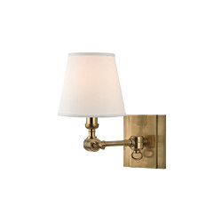 Hillsdale Wall Sconce | Appliques murales | Hudson Valley Lighting