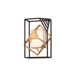 Cubist Wall Sconce | Wall lights | Hudson Valley Lighting