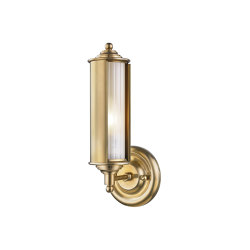 Classic No.1 Wall Sconce   Wall lights   Hudson Valley Lighting