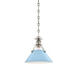 Painted No.2 Pendant | Suspended lights | Hudson Valley Lighting