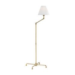 Classic No.1 Floor Lamp | Floor lights | Hudson Valley Lighting