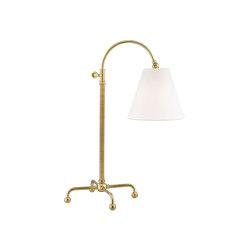 Curves No.1 Floor Lamp | Lampade pavimento | Hudson Valley Lighting