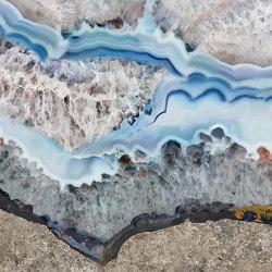 Giant Agate 1 | Decorative glass | TECNOGRAFICA