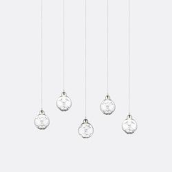 Cloud 5 | Suspended lights | Shakuff