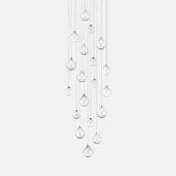 Cloud 19 | Suspended lights | Shakuff