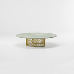 Mesh center table   Coffee tables   KETTAL