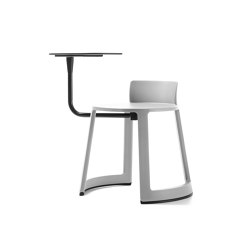 Revo | Stool with Tablet | Stools | TOOU