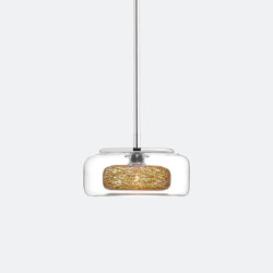 Halo 1 Gold Drizzle   Suspended lights   Shakuff