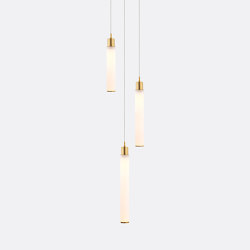 White Candle 3 | Suspended lights | Shakuff
