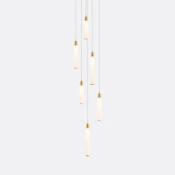 White Candle 6 | Suspended lights | Shakuff
